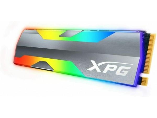 NEW ADATA XPG SPECTRIX S20G RGB 1TB SSD PCIe Gen3x4 M.2 2280 Solid State Drive