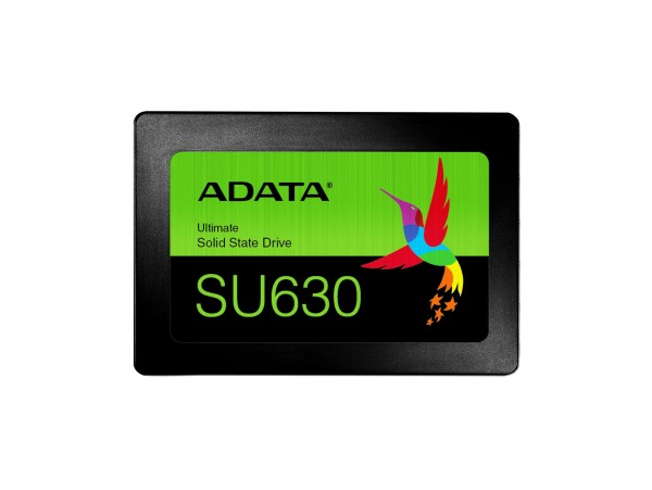 """ADATA SU630 240GB SSD QLC 3D NAND 2.5"""" SATA3 Internal Laptop Solid State Drive"""