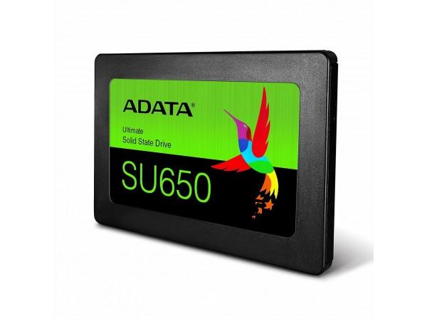 "NEW ADATA SU650 120GB SSD 2.5"" SATA3 3D-NAND Solid State Drive ASU650SS-120GT"