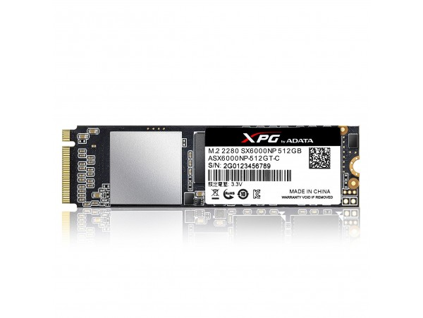 NEW ADATA 512GB XPG SSD SX6000 PCIe M.2 2280 ASX6000NP-512GT-C Solid State Drive