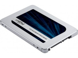 "NEW Crucial MX500 500GB SSD 2.5"" SATA3 CT500MX500SSD1 Laptop Solid State Drive"