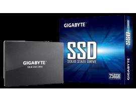 "NEW Gigabyte SSD 256GB 2.5"" SATA3 NAND Flash Solid State Drive GP-GSTFS31256GTND"