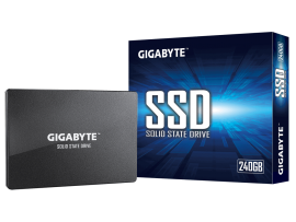 "Gigabyte SSD 240GB 2.5"" SATA 6.0Gb/s NAND Flash Solid State Drive Performance"