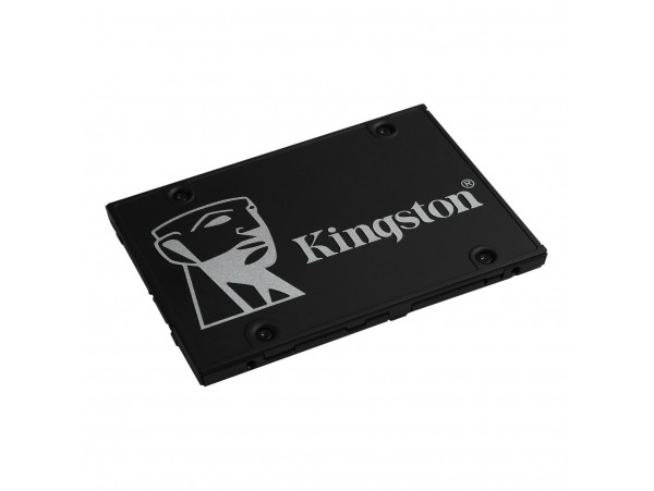 "NEW Kingston KC600 512GB 2.5"" 3D TLC NAND SATA3 SKC600/512G Solid State Drive"