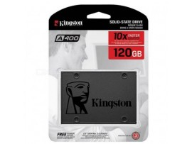 "Kingston SSD 120GB A400 2.5"" SATA3 TLC SA400S37/120G Laptop Solid State Drive"