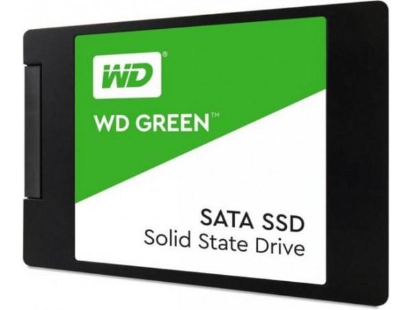 Western Digital Green 120GB 2.5'' SSD SATA3 WDS120G2G0A Laptop Solid State Drive