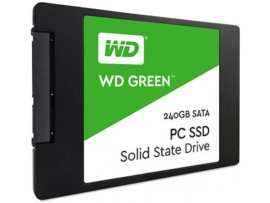 Western Digital Green 240GB 2.5'' SSD SATA3 WDS240G2G0A Laptop Solid State Drive