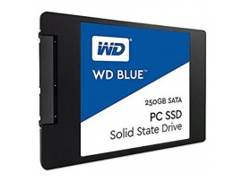 "NEW Western Digital SSD Blue 250GB 2.5"" 7mm SATA3 WDS250G1B0A Solid State Drive"