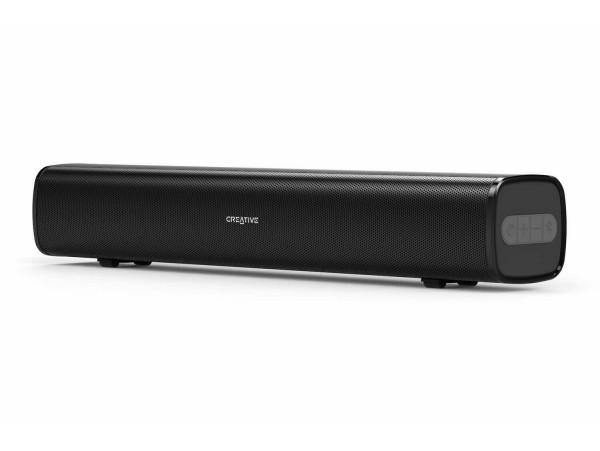 Creative Stage Air Portable Compact Under-Monitor USB-Powered Soundbar Bluetooth