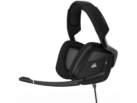 NEW Corsair VOID PRO RGB USB Premium 7.1 Gaming Headphone Carbon CA-9011154-EU