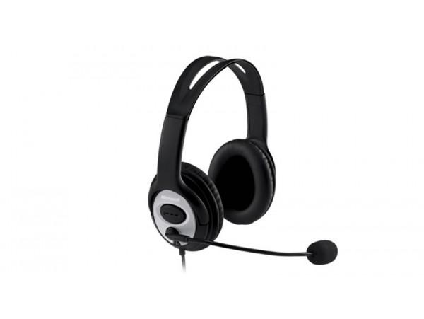 Microsoft LifeChat LX-3000 USB Headset Noise-cancel Microphone Skype JUG-00014