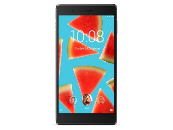 "Lenovo TAB 7 Tablet TB-7504F 16GB Black 2GB RAM DISPLAY 7"" IPS WiFi Android GPS"