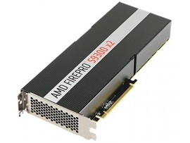 AMD FirePro S9300 x2 Server GPU 8GB HBM PCIe 3.0 Graphics Video Card