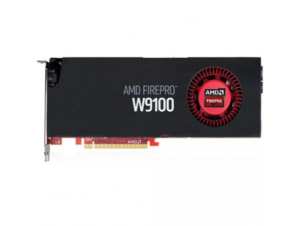 AMD FirePro W9100 16GB GDDR5 Professional GPU Graphic Video Card 4K 6x Mini DP