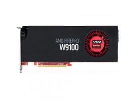 AMD FirePro W9100 32GB GDDR5 Professional GPU Graphic Video Card 4K 6x Mini DP