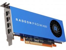 AMD Radeon Pro WX 4100 4GB GDDR5 PCI-E Workstation Graphic Card Low Profile mDP