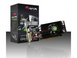 AFOX Geforce GT210 1GB DDR3 AF210-1024D3L2-V3 PCIE Card VGA HDMI DVI Low Profile