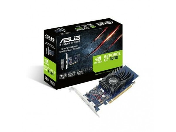 ASUS GeForce GT1030 2GB GDDR5 PCI-E Video Card Low Profile HDMI GT1030-2G-BRK