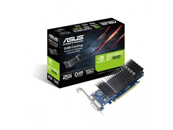 ASUS GeForce GT1030 2GB GDDR5 GT1030-SL-2G-BRK PCI-E Video Card Low Profile HDMI