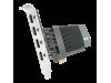 ASUS GeForce GT710 2GB GDDR5 PCI-E Silent Video Card 4x HDMI GT710-4H-SL-2GD5