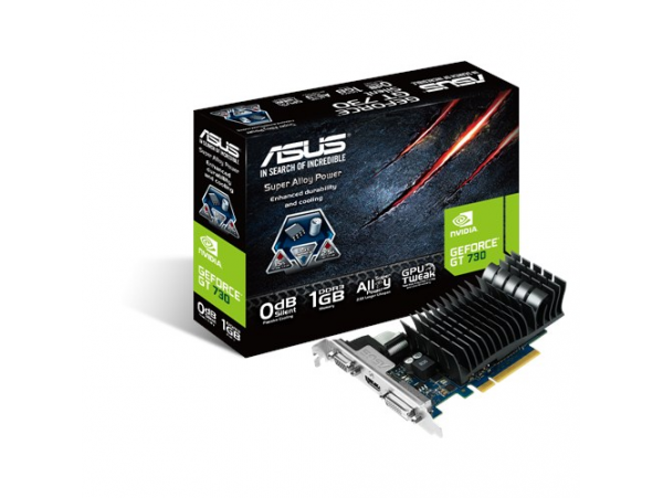 ASUS GeForce GT 730 1GB DDR3 GT730-SL-1GD3-