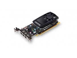 Nvidia Quadro P400 2G GDDR5 PCI-E Video Card Low Profile CUDA 3xMini DisplayPort