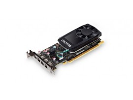 Nvidia Quadro P600 2G GDDR5 PCI-E Video Card Low Profile CUDA 4xMini DisplayPort