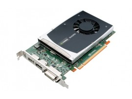 NVIDIA Quadro 2000 1GB DDR5 128-bit PCI-E Video Card Graphic CUDA Cores DVI DP