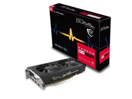 Sapphire Radeon RX 570 4GB GDDR5 PULSE OC PCI-E Video Card Dual-X FAN HDMI DVI