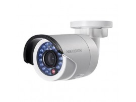 Hikvision DS-2CD2020F-I 2MP IR Mini Bullet HD Camera LAN PoE Network Outdoor