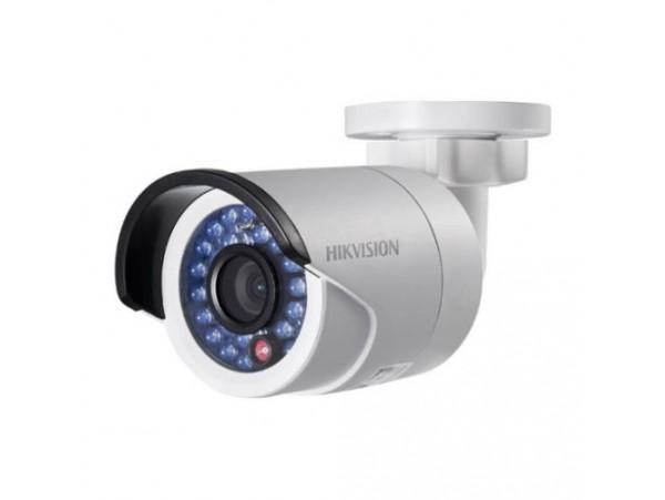 Hikvision DS-2CD2020F-I 2MP IR Mini Bullet HD Camera LAN PoE Network Outdoor