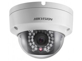 Hikvision DS-2CD2120F-IWS 2MP IR Fixed Dome HD Camera 2.4GHz WiFi PoE Network