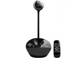 Logitech BCC950 Conference Video HD Camera Webcam Speakerphone Skype 960-000866